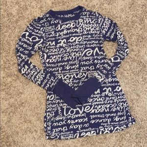 Lululemon Mantra long sleeved shirt